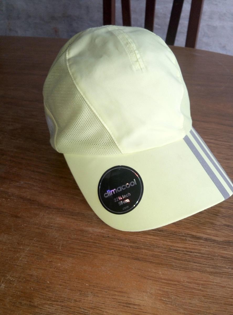 gorra adidas running climacool original. Cargando zoom. bd18297e42e
