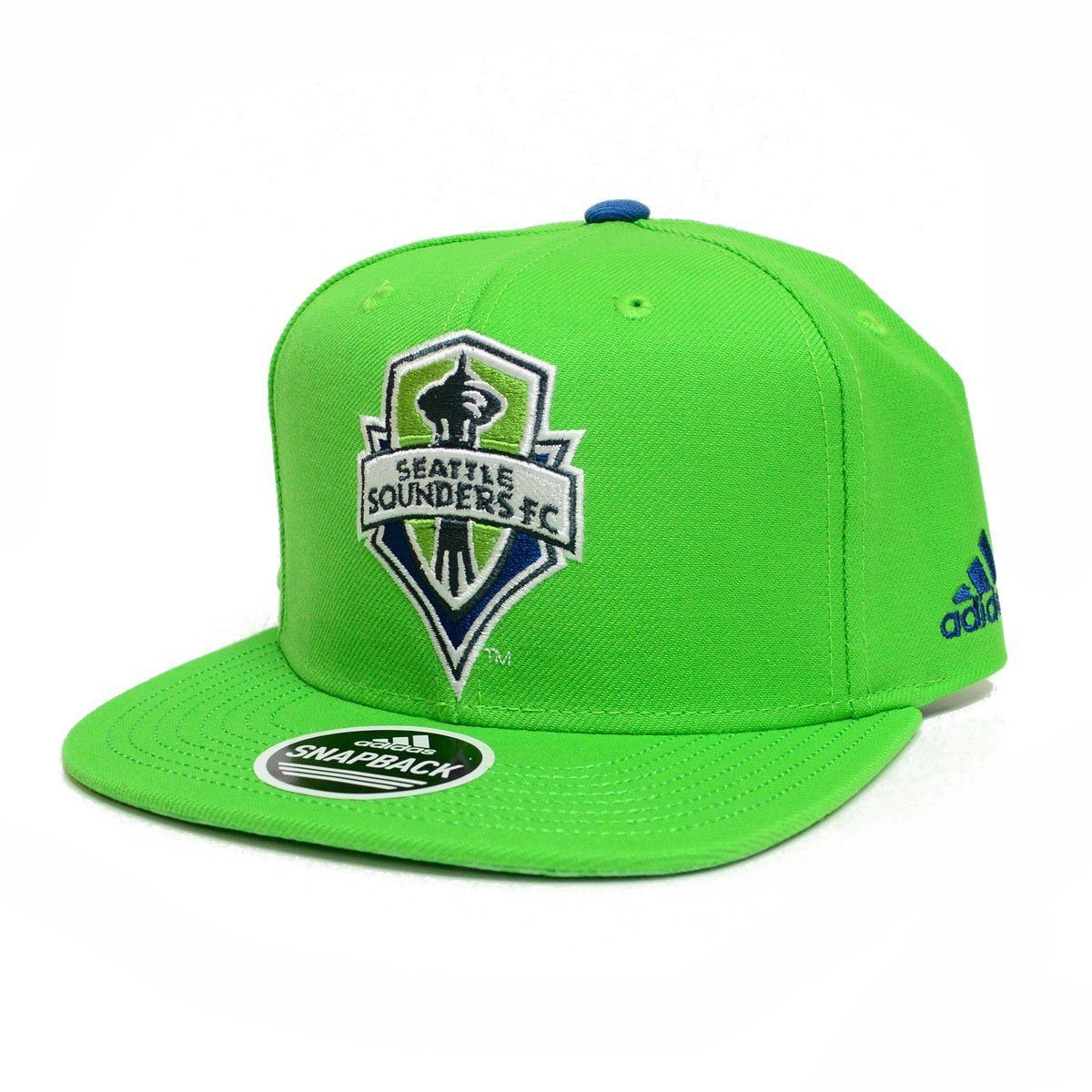 Gorra adidas Seattle Sounders Unitalla Original -   550.00 en ... 0d513ea0bb2