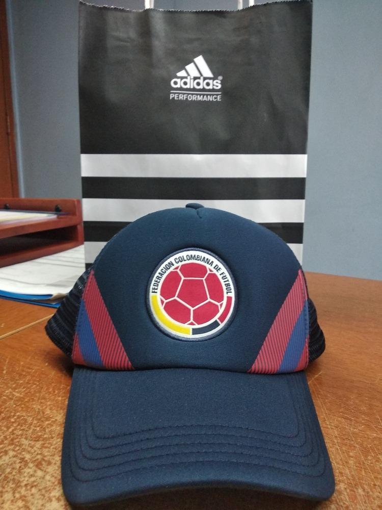 Gorra adidas Selección Colombia Original -   40.000 en Mercado Libre b8989bec7d3