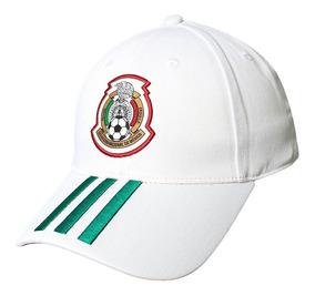 zapatos de separación seleccione para el último precio loco Gorra adidas Seleccion Mexicana Blanca Hombre Moda Curva Msi