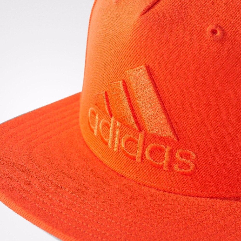 Gorra adidas Snapback Naranja Original Adulto -   499.00 en Mercado Libre 4746e1d077e