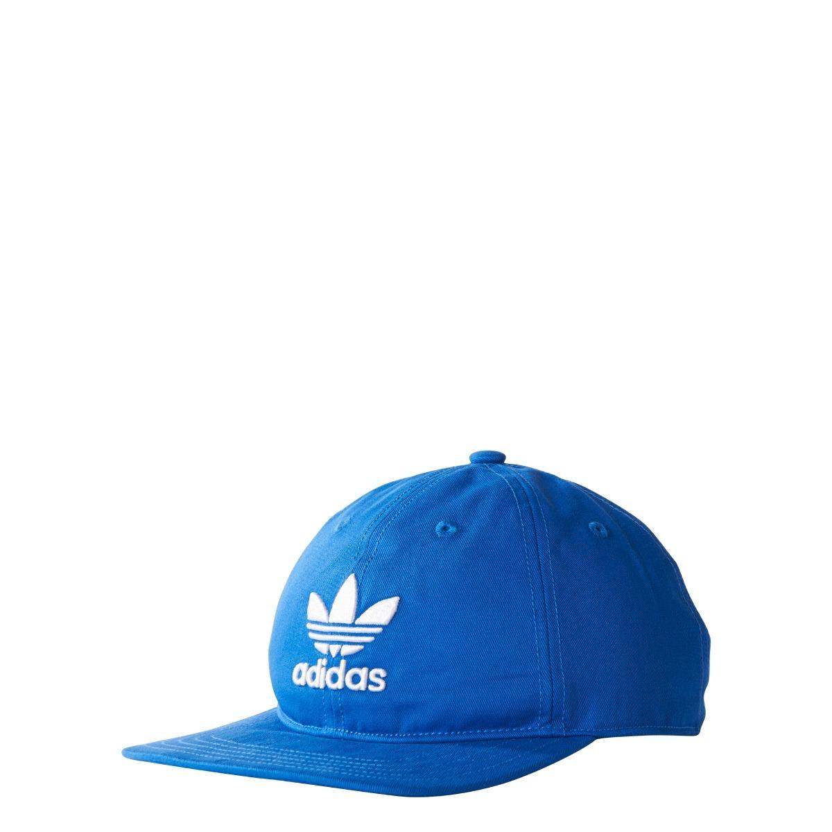 gorra adidas trefoil azul hombre piloto original moda msi. Cargando zoom. 8b7a334f9b9