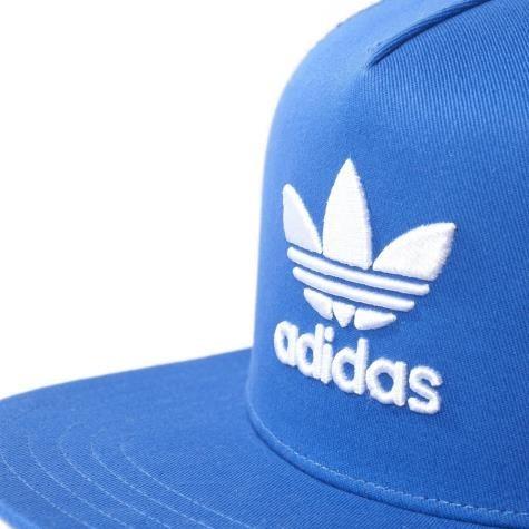 Gorra adidas Trefoil Azul Original Bk7303 -   586.32 en Mercado Libre d562b2b7cf3