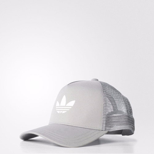 gorra  adidas trifolio trucker