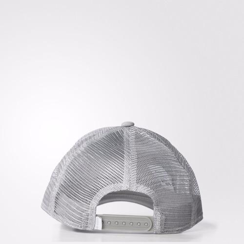 gorra  adidas trifolio trucker aj8956