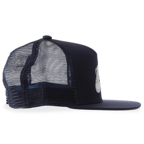 gorra adidas trucker sn - bk7387 - azul marino - unisex