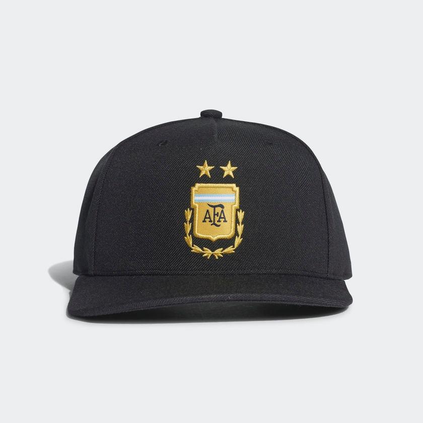 gorra adidas visera plana seleccion argentina visitante. Cargando zoom. 3cfbebe9f47