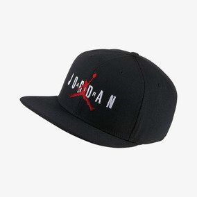 cc91e06aa885 Gorra Air Jordan Jumpman Pro Black 2019 Unitalla