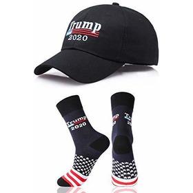 Gorra Ajustable De Donald Trump 2020 Usa