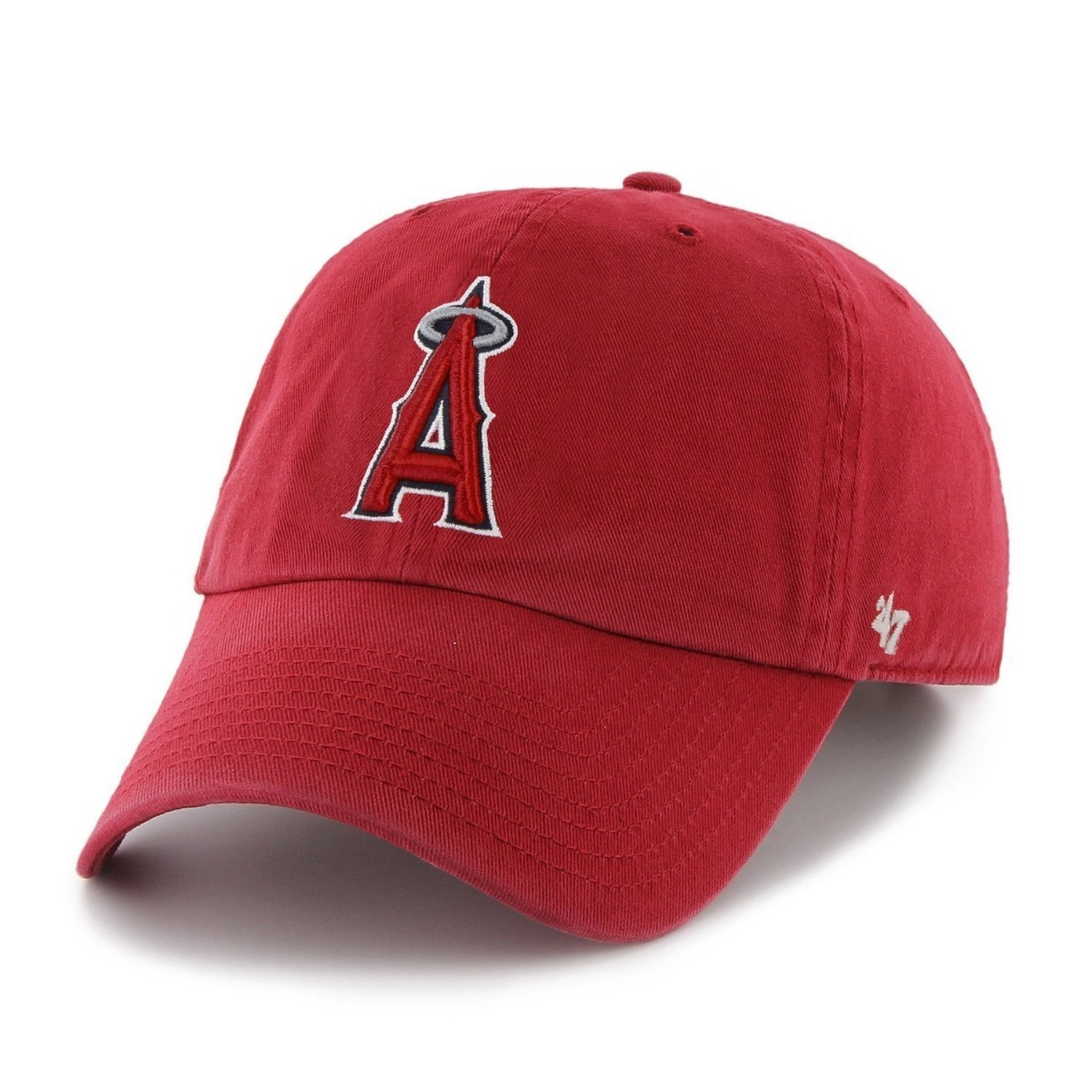 gorra ajustable mlb los angeles angels 47 clean up psp. Cargando zoom. 02e91b00e4c