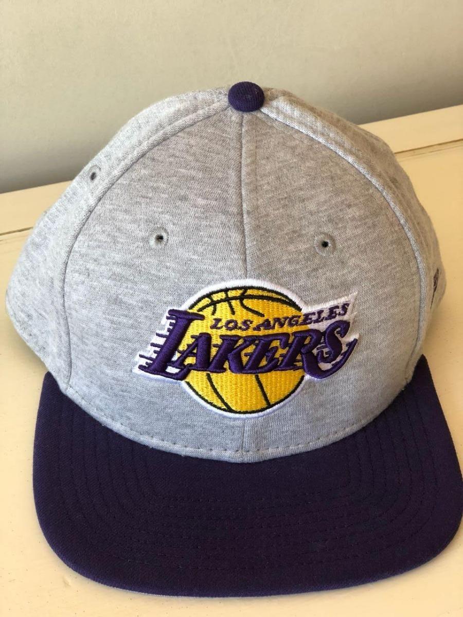 b3cd6757539df Gorra Ajustable Nba Los Angeles Lakers New Era 9fifty -   1.000