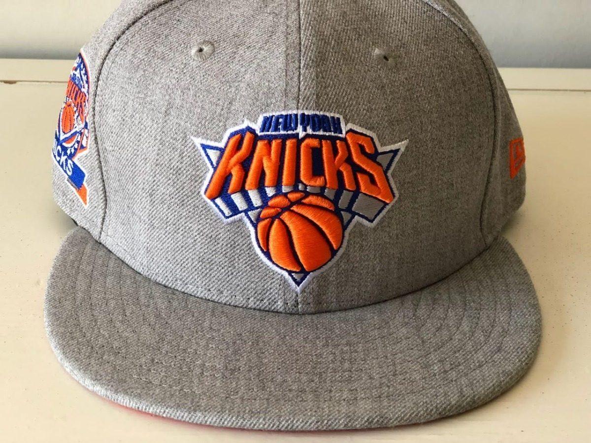 45128ddf32855 Gorra Ajustable Nba New York Knicks New Era 9fifty -   1.199