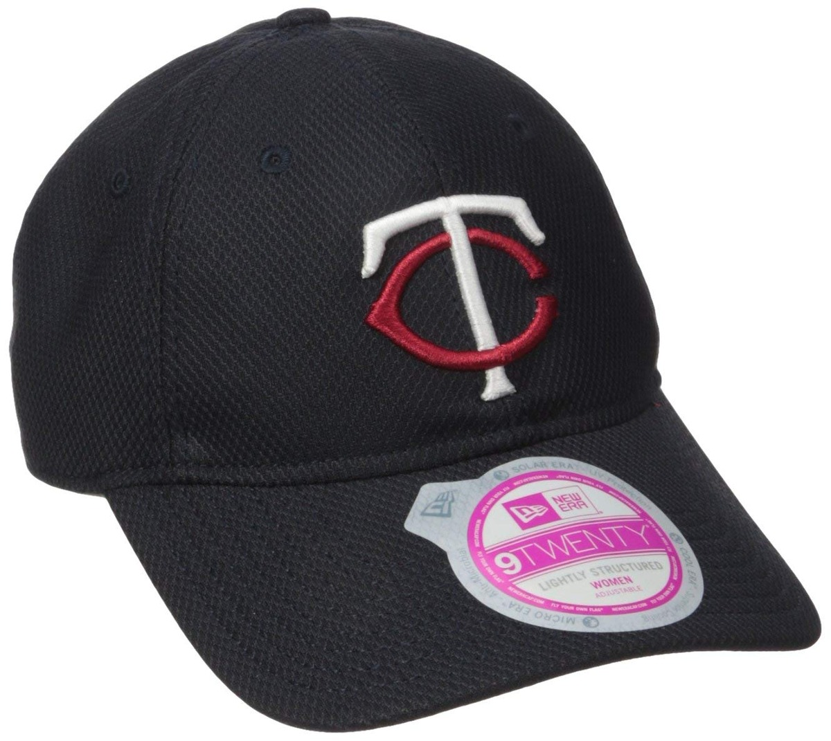 gorra ajustable new era mlb para mujer tech essential de ... Cargando zoom. 45fd68dd01c