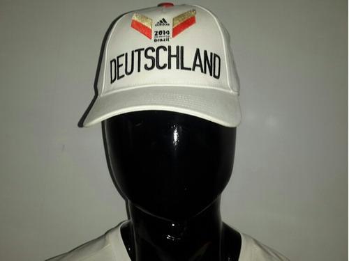 gorra alemania mundial 2014