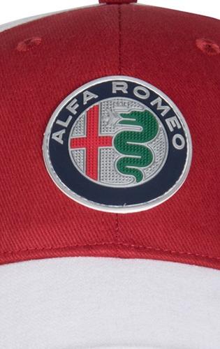 gorra alfa romeo sauber f1 official