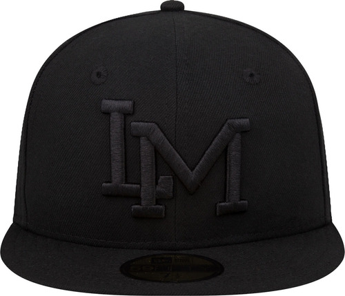 gorra all black cañeros