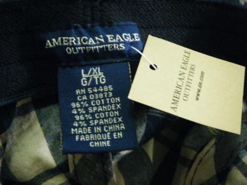 gorra american eagle para caballero talla l/xl