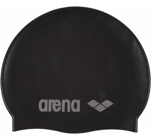 gorra arena classic natación silicona pileta adultos gorro