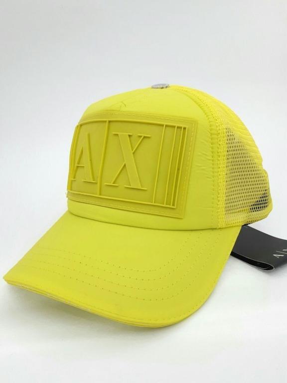 Gorra Armani Exchange Amarilla Envio Gratis -   59.900 en Mercado ... dfada54a06a