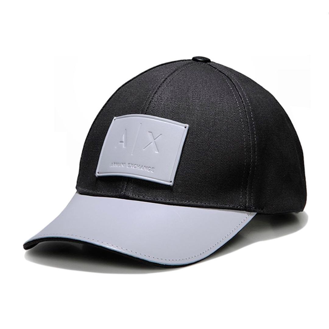 Gorra Armani Exchange - Logo Patch Hat  10% Descuento  -   135.000 ... ea358ec253b
