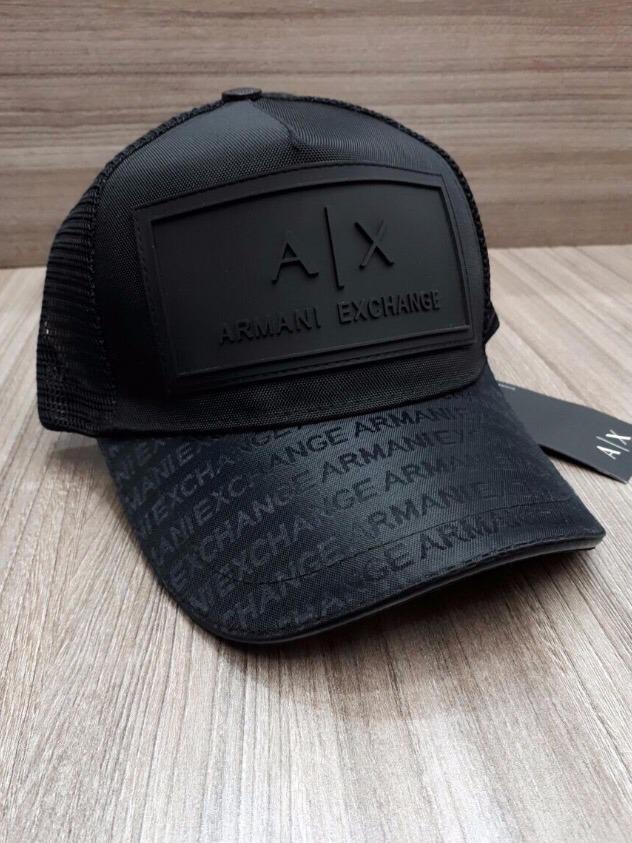 0c0078c0c306d Gorra Armani Exchange Nuevos Colores Y Diseños -   45.000 en Mercado ...