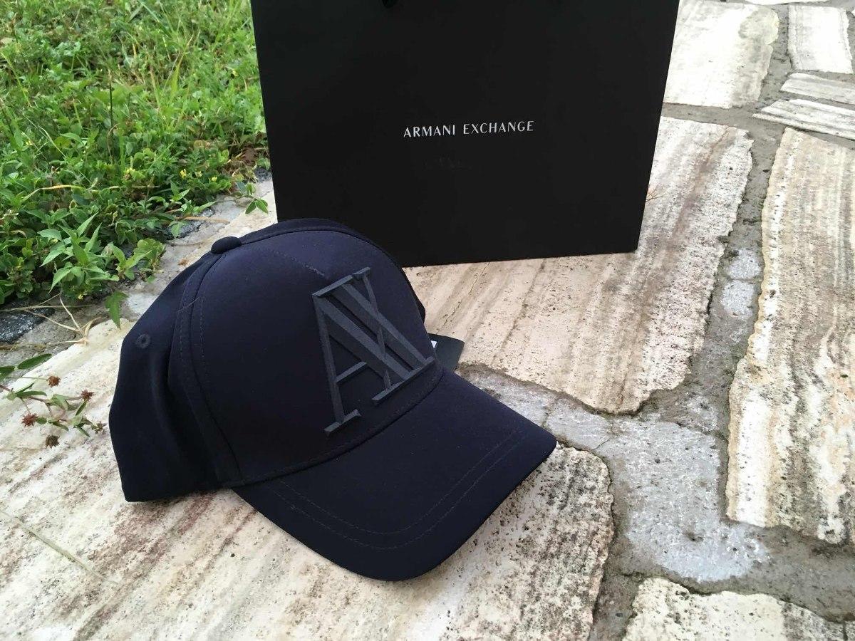a4319f6741e5f6 Gorra Armani Exchange Original - $ 1,250.00 en Mercado Libre