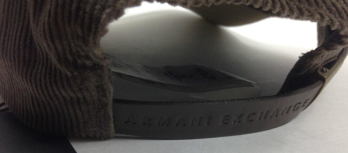 d423664de70a6 gorra armani original de corderoy - a pedido exkarg. Cargando zoom.