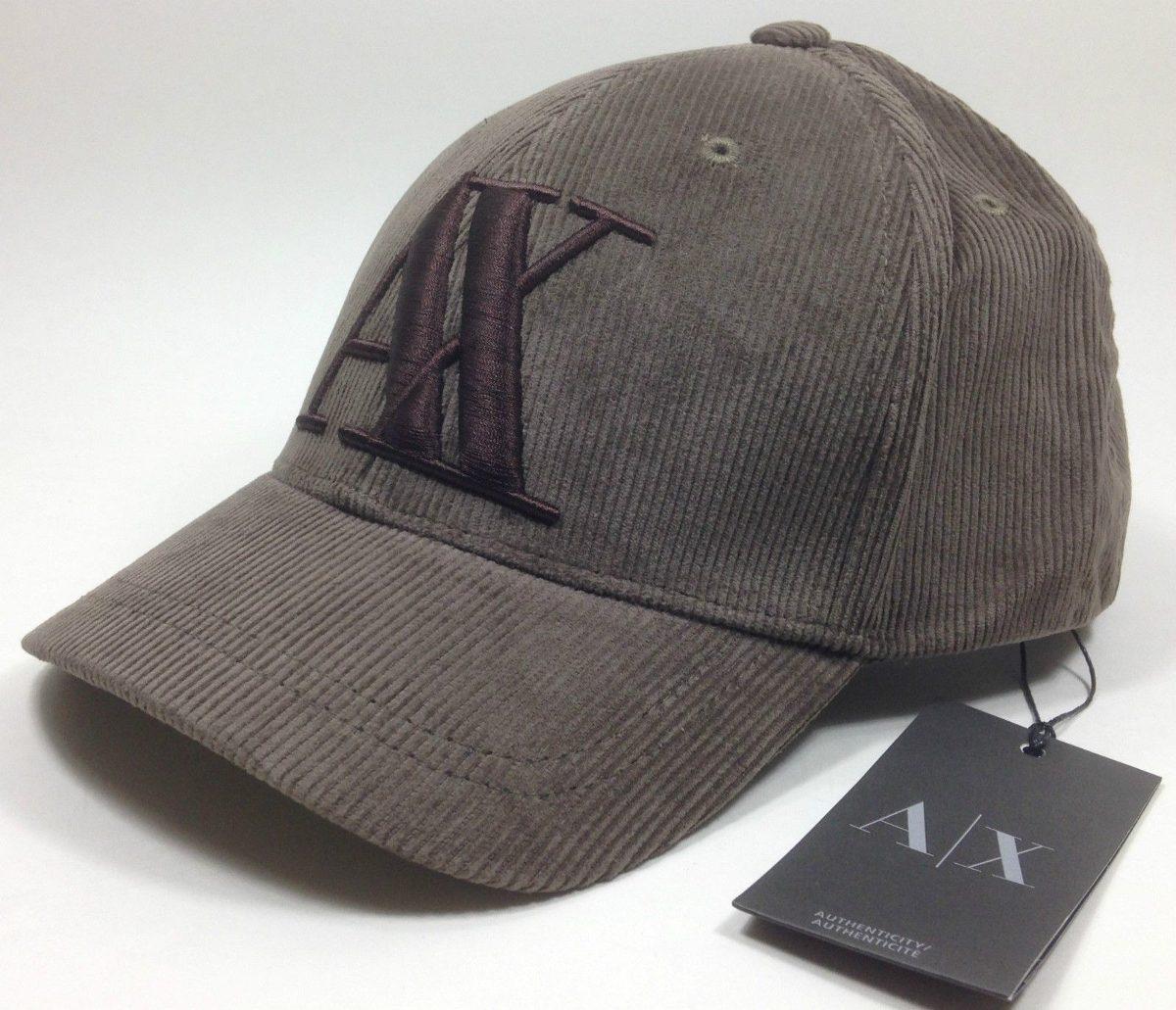gorra armani original de corderoy - a pedido exkarg. Cargando zoom. a2381818c81