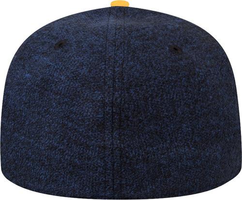 gorra azul escudo cañeros