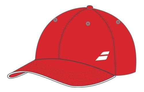 gorra babolat basic logo