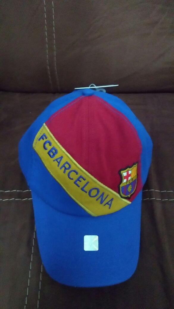 Gorra Barcelona Tricolor 2019 Original. Envío Incluído. -   299.00 ... a5828b655b7