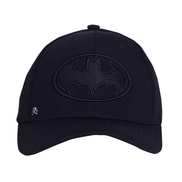 Gorra Baseball Logo Batman Negro Cerrada - Flex -   260.00 en ... bd667b7a951