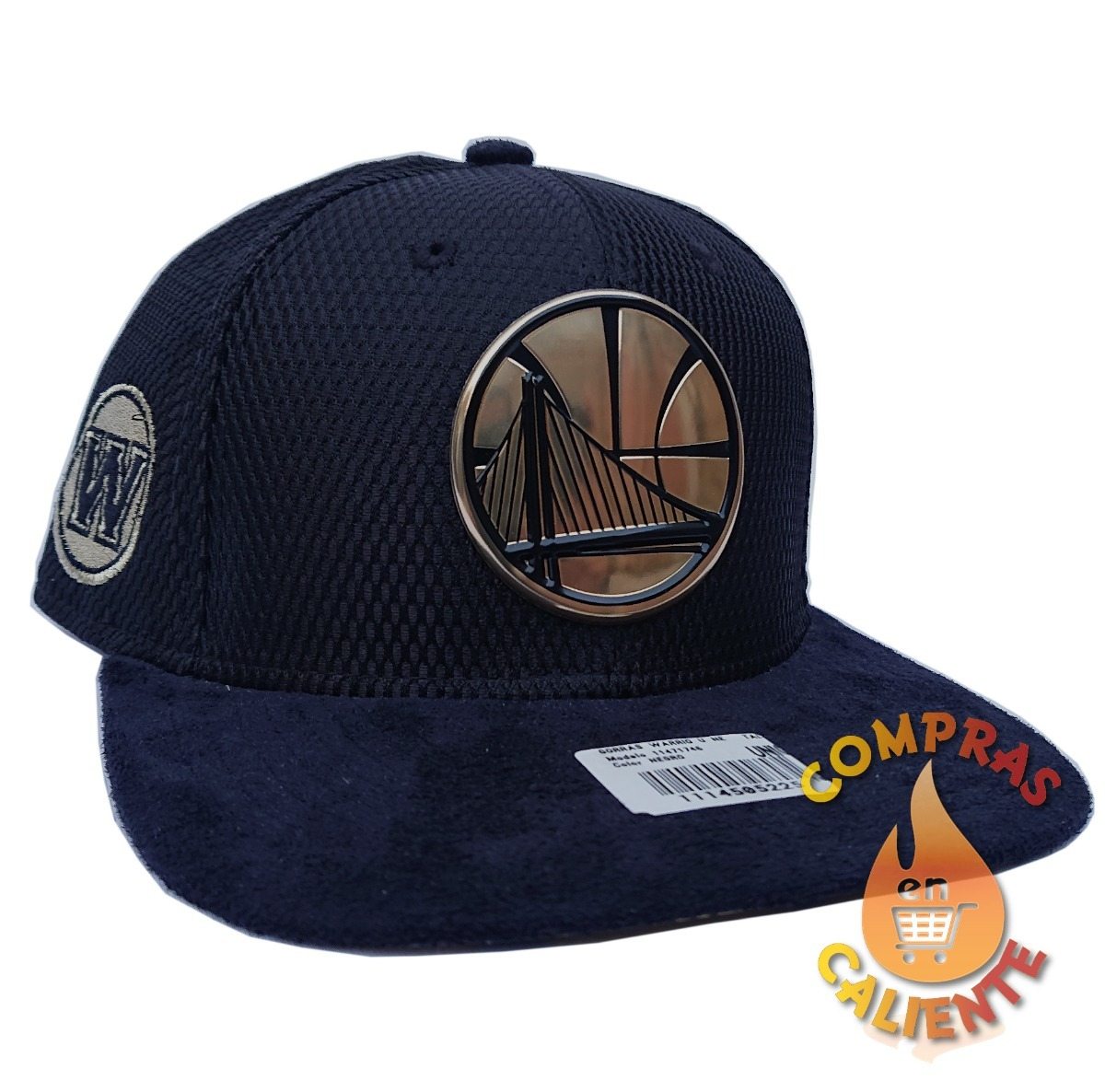 9448ace025e4b gorra basketball nba - warriors curry durant - new era nueva. Cargando zoom.