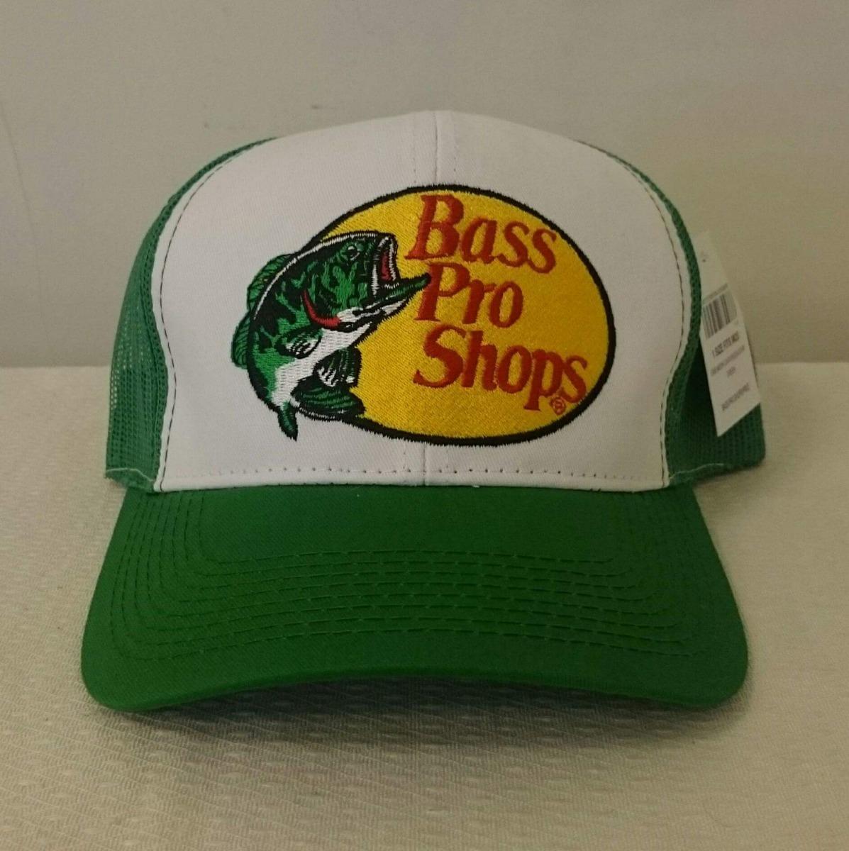 gorra bass pro shops logo bordado original disponibles!!!! Cargando zoom. 3cf121767a7