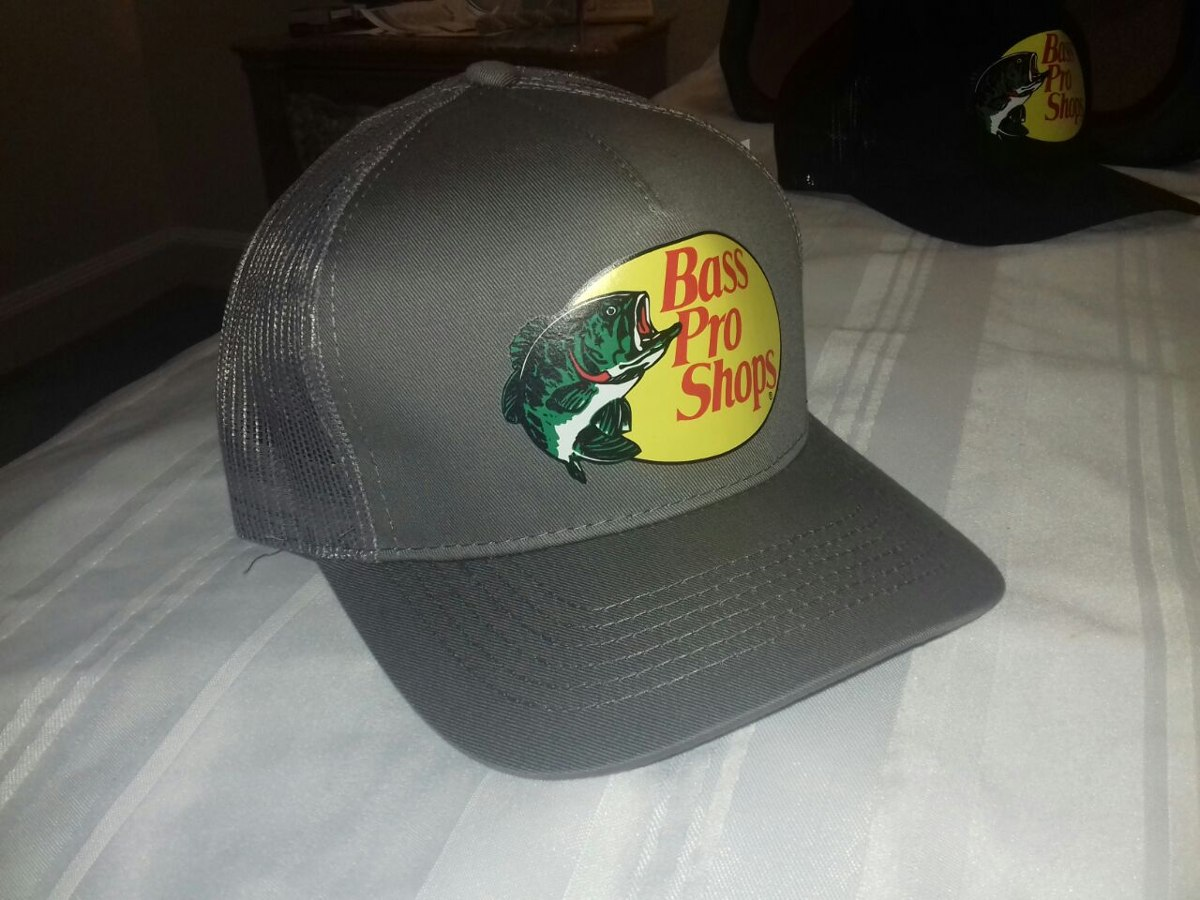 gorra bass pro shops original !!solo una color gris!!! Cargando zoom. 17ebd9311a5