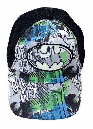 gorra batman colores aditivo