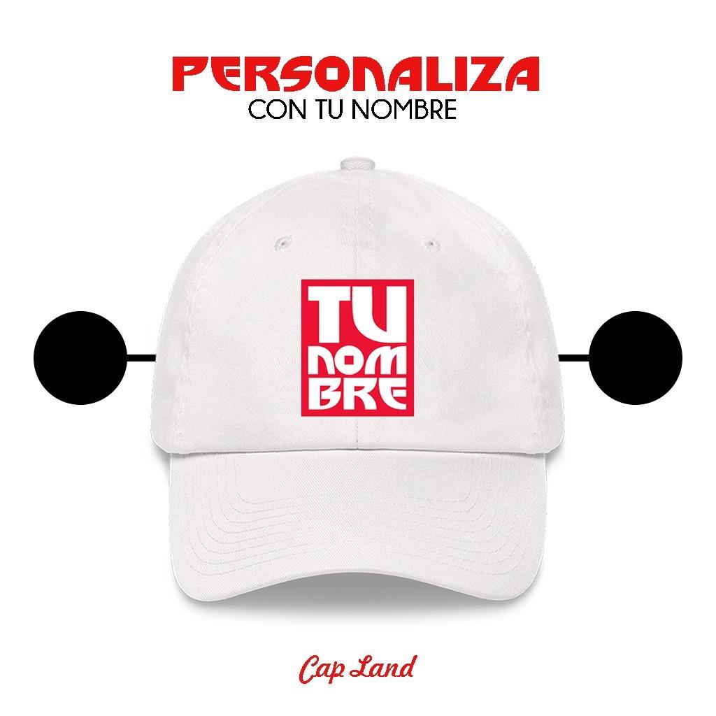 Gorra Baymax Bordada Personalizada Con Tu Nombre -   349.00 en ... 9532f29eb0a