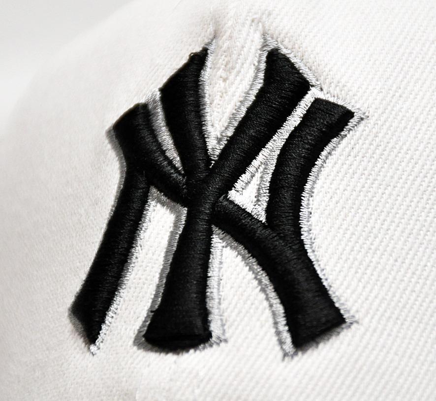 0c34c5a11d4a4 gorra blanca ny new york yankees bordadas. Cargando zoom.