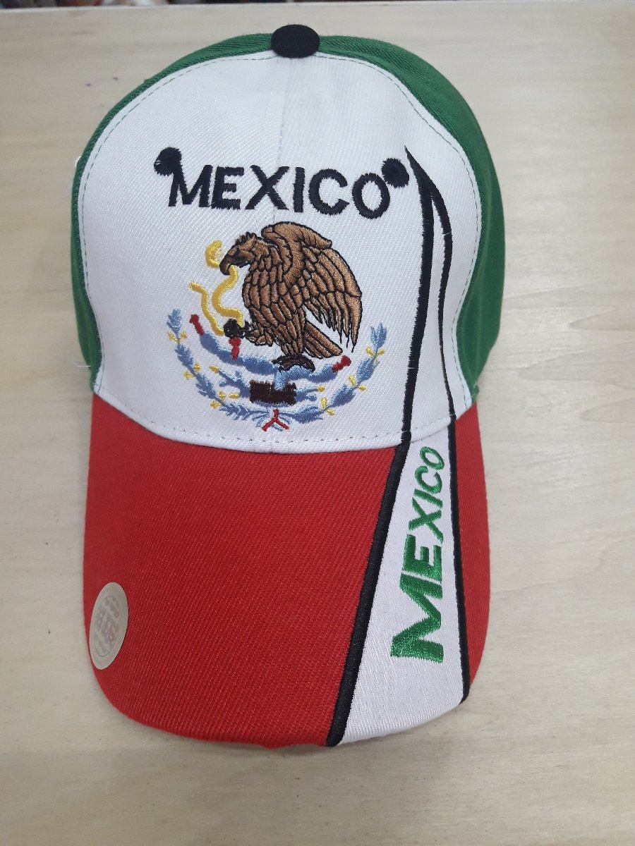Gorra Bordada Mexico   Cancun -   390.00 en Mercado Libre ed79b7a3276