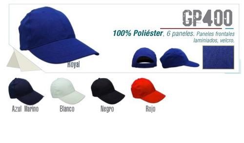 gorra bordada mínimo 12 unidades  realizar su cotización