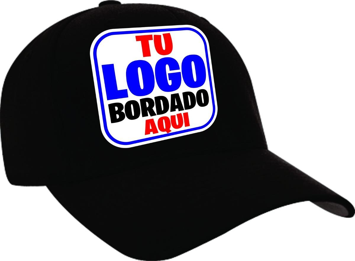 Gorra Bordados Personalizadas -   45.00 en Mercado Libre 491c2601943