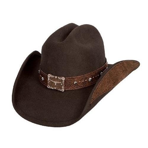 gorra bullhide great divide el sombrero de fieltro occide