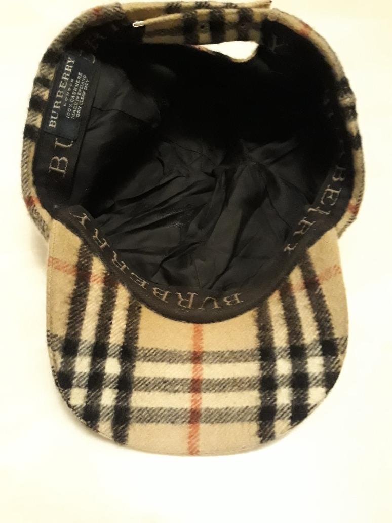 gorra burberry %100 original. Cargando zoom. 28884d53776