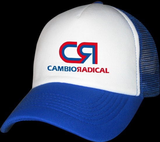 287a8f276d40c Gorra Cachuca Camionera Trucker Publicidad Política Campaña ...