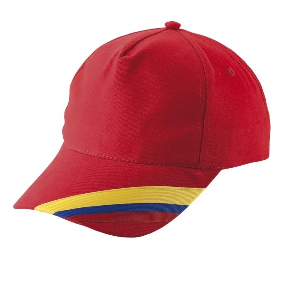 gorra cachucha colombia 5 cascos dril visera i-rojo e.gratis. Cargando zoom. e31fc952dee