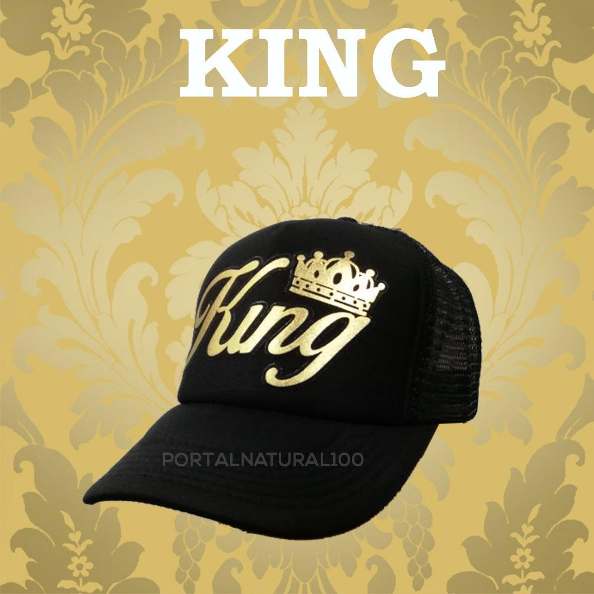 7c69b3224ab80 Gorra Cachucha Gorro King Hombre Y Dama -   21.900 en Mercado Libre
