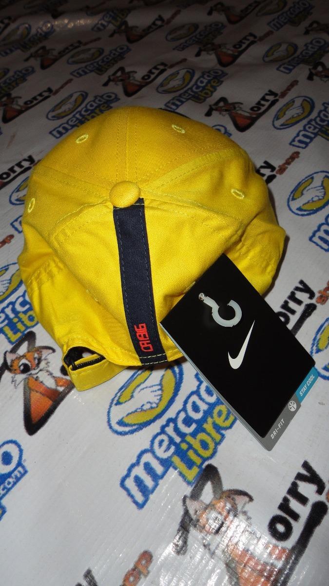 05668df859919 Gorra Cachucha Nike De Aguilas Del America Amarilla -   389.00 en ...