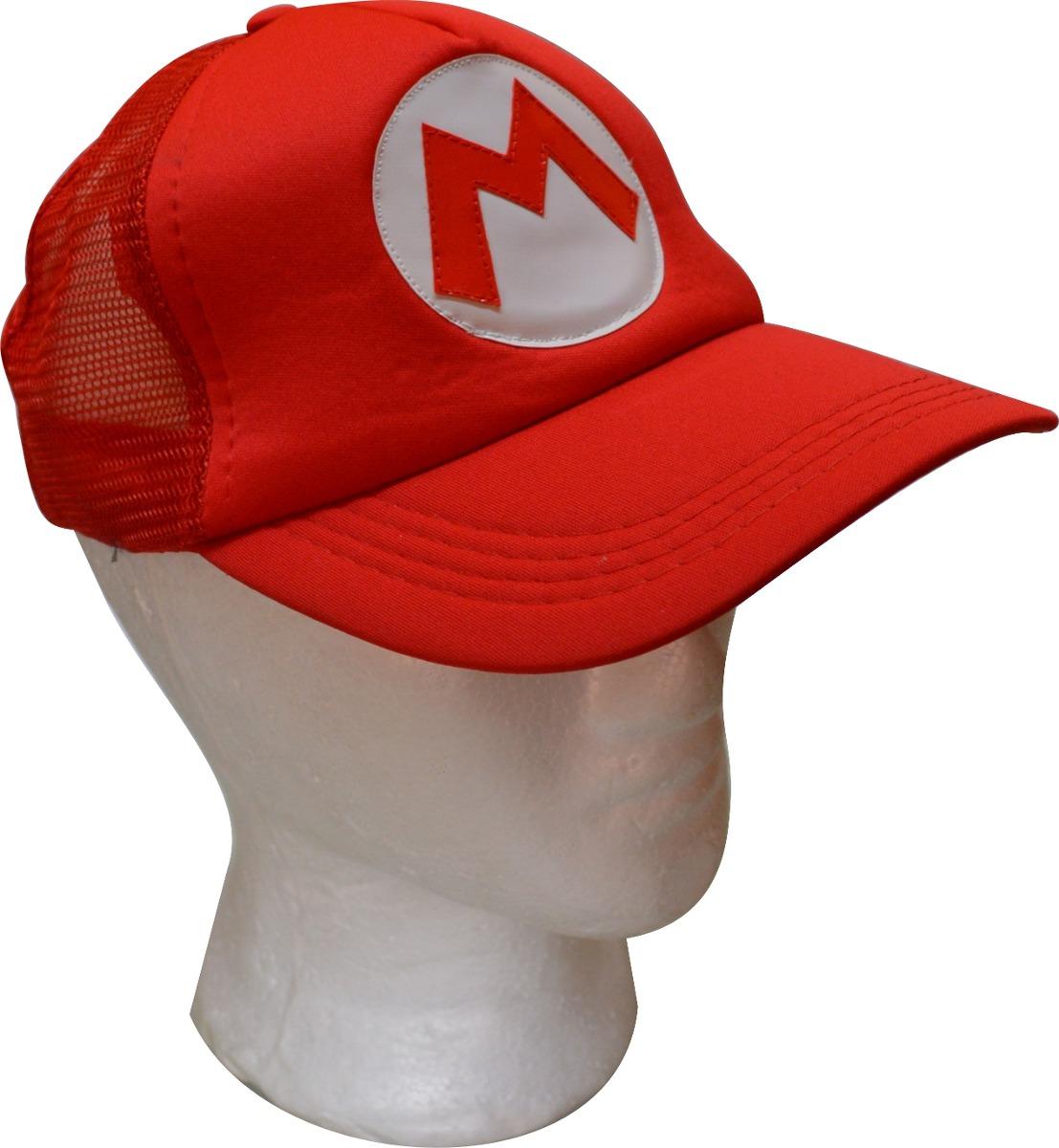 para ni/ño Mario Bros Gorro
