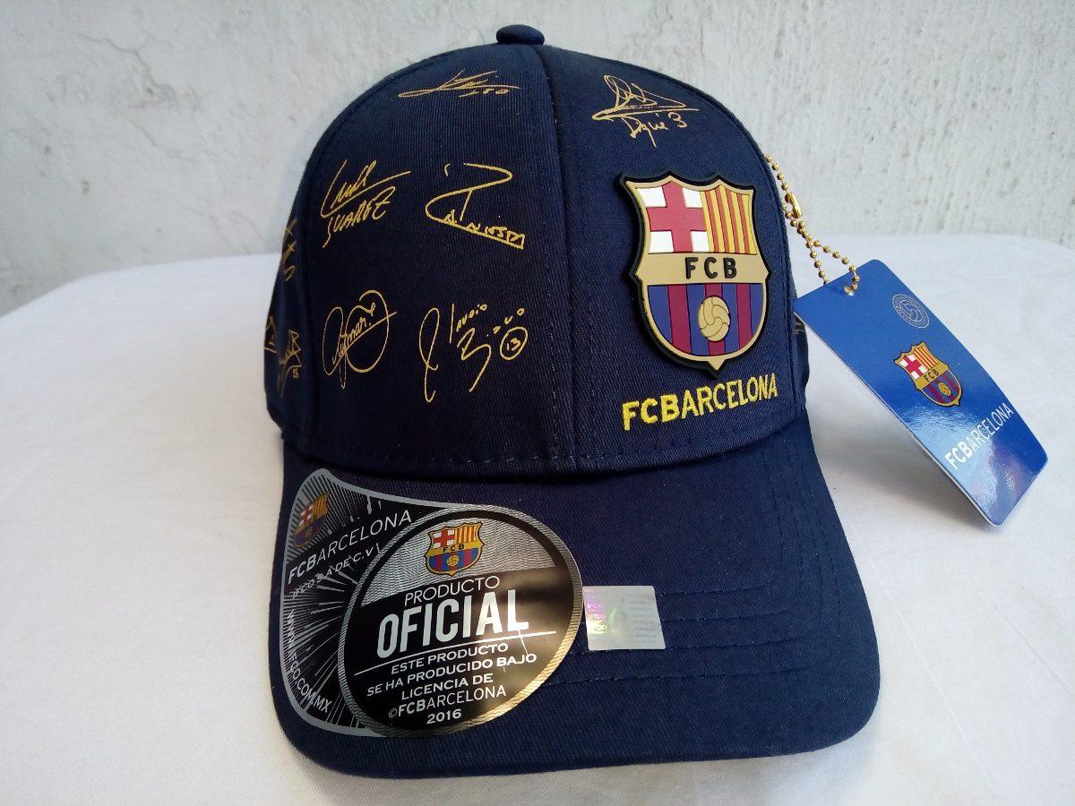 Gorra cachucha original firmada el equipo del barcelona cargando zoom jpg  1200x900 Gorras del barcelona originales a6197fd86a2