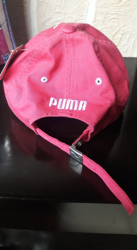 gorra cachucha puma mujer rosa original unitalla nueva ofert. Cargando zoom. 8882fc19fb0